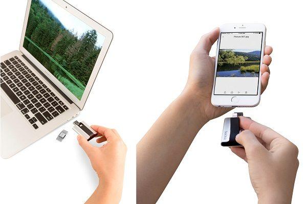 דיסק און קי לאייפון 32 גיגה Ixpand Flash Drive 1.jpg