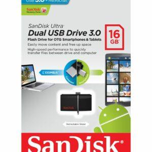 דיסק און קי 16 גיגה Ultra Dual Usb 3.0 1.jpg