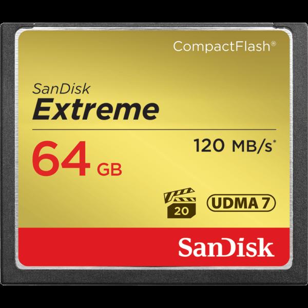 כרטיס זיכרון 64 גיגה Extreme Compactflash 2 1.png
