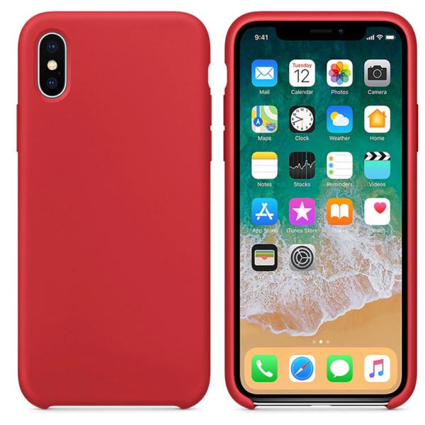 סילקון אדום אייפון X 1.png
