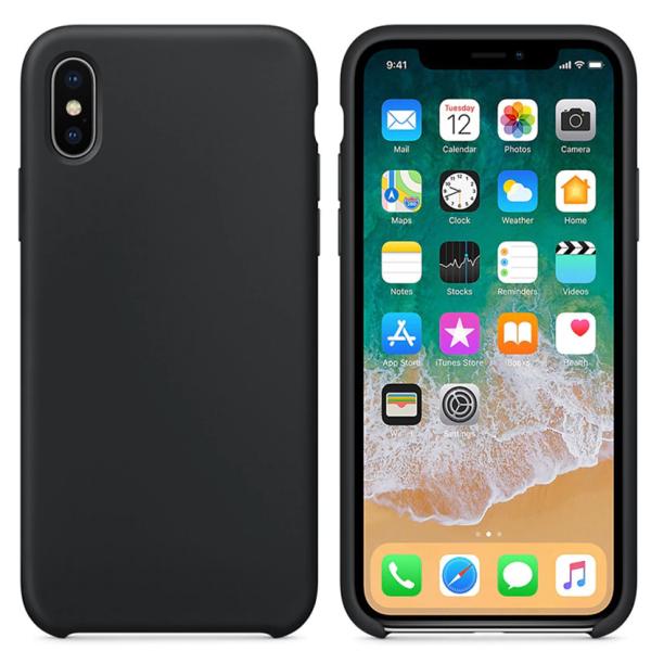 סילקון שחור אייפון X 1.png