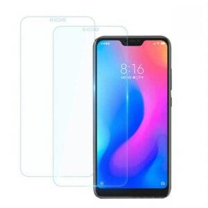 מגן מסך זכוכית איכותי ל-Xiaomi Mi A2 Lite