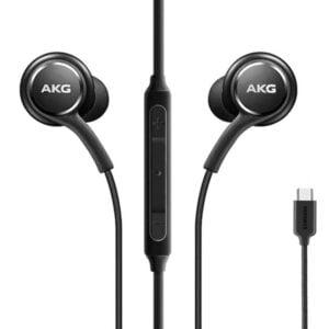 אוזניות מקוריות לגלקסי AKG חיבור טיפ סי