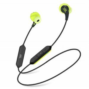 אוזניות ריצה אלחוטיות JBL ENDURANCE RUN BT צהוב