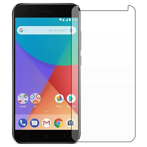 מגן מסך זכוכית איכותי Xiaomi Mi A1