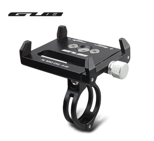 Gub G85 G 85 Aluminum Mtb Bike Bicycle Phone Holder Motorcycle Support Gps Holder For Bike 1 1.jpg