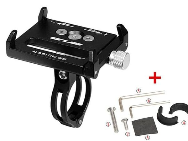 Gub G85 G 85 Aluminum Mtb Bike Bicycle Phone Holder Motorcycle Support Gps Holder For Bike 2 2.jpg 640x640 2 2.jpg