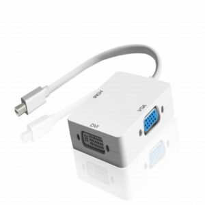 Mini Dp Displayport To Hdmi Dvi Vga Display Port Cable Adapter For Apple Macbook Pro 1.jpg