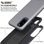 X Guard Case Gray For Samsung S20 4 1.jpg