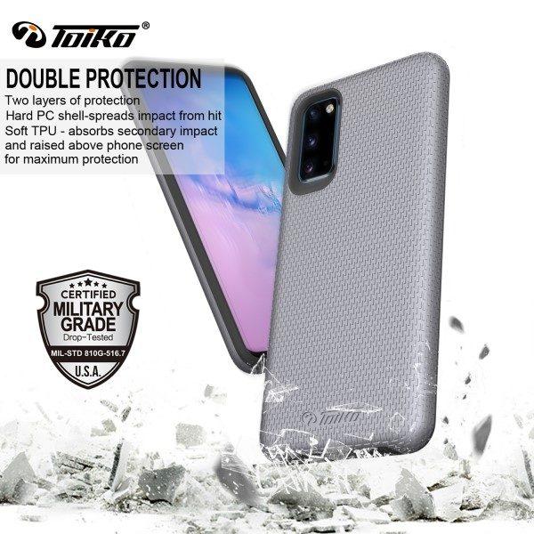 X Guard Case Gray For Samsung S20 6 1.jpg