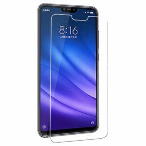 מגן מסך זכוכית איכותי ל-Xiaomi Mi 8 Lite