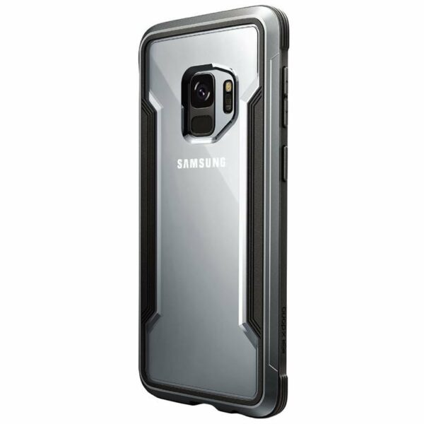 Eng Pl X Doria Defense Shield Etui Aluminiowe Samsung Galaxy S9 Black 38289 2.jpg