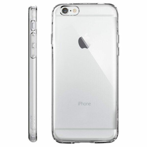 Iphone 6s Plus Case Spigen Capsule Soft Flex Crystal Clear Premium Clear Flexible Soft Tpu Case For Iphone 6 Plus 2014 6s Plus 2015 Crystal Clear Sgp11754 0 6 1.jpg