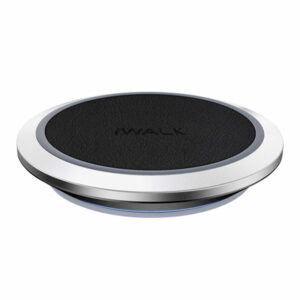 משטח טעינה אלחוטית מהירה QI תומך בכל המכשירים iwalk