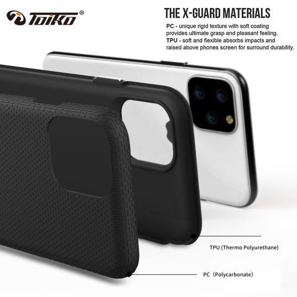 Iphone 5.8 Inches 2019 X Guard Black3 E1568823616285 1.jpg