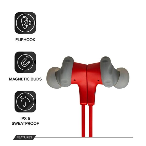Jbl Endurance Run Bt Sport Wireless Bluetooth In Ear Headphone