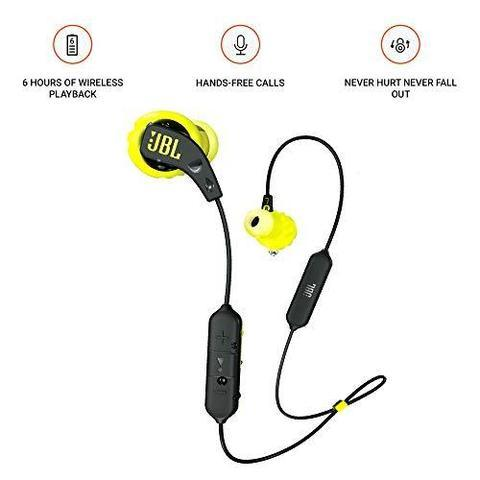 Jbl Endurance Run Bt Sweat Proof Wireless In Ear Sport Headphones Yellow Ce Jbl 3 480x480