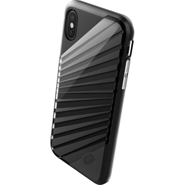 X Doria Revel Lux Cover Rays Black For Iphone 8 1.png