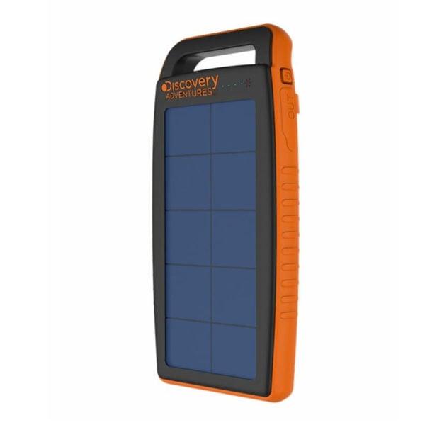 מטען סולארי 20,000 מילאמפר נייד לשטח להטענת הטלפון הנייד מכל מקום