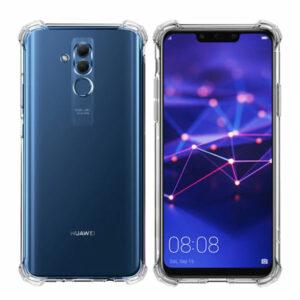 כיסוי סיליקון ל-Huawei Mate 20 Lite עם פינות בולמות זעזועים Shock Proof