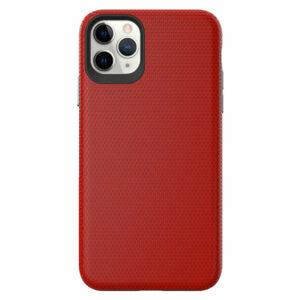 כיסוי מגן שתי שכבות קומבו הכולל מגנט מובנה לאייפון 11 פרו אדום