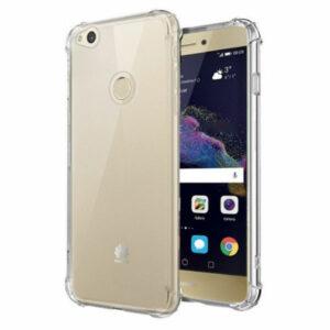 כיסוי סיליקון ל-Huawei P9 Lite 2017 עם פינות בולמות זעזועים Shock Proof