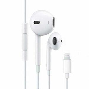 אוזניות עם חיבור Lightning לאייפון 7 ומעלה