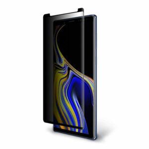 מגן מסך זכוכית מלא שומר על פרטיות לגלקסי נוט 9