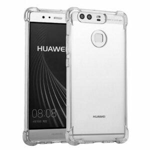 כיסוי סיליקון ל-Huawei P9 עם פינות בולמות זעזועים Shock Proof