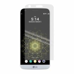 מגן מסך סיליקון ל-LG G5 מבית Nordic