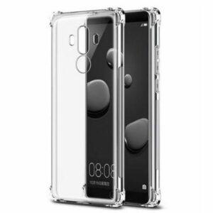 כיסוי סיליקון ל-Huawei Mate 10 Pro עם פינות בולמות זעזועים Shock Proof