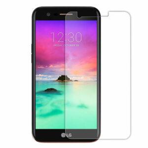 מגן מסך זכוכית איכותי ל-LG K10 2017