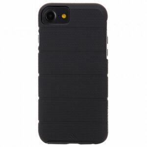 מגן כיסוי לאייפון 6/6S/7/8/SE שחור קומבו Case Mate