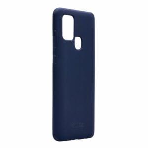 כיסוי מגן סיליקון Softek כחול לגלקסי A21S מבית PureGear