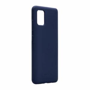 כיסוי מגן סיליקון Softek כחול לגלקסי A71 מבית PureGear