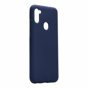 כיסוי מגן סיליקון Softek כחול לגלקסי A11 מבית PureGear