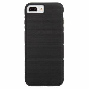מגן כיסוי לאייפון 6/6S/7/8 פלוס שחור קומבו Case Mate