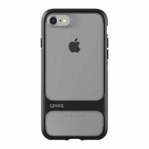 מגן כיסוי D3O Soho שקוף שחור לאייפון 7/8/SE מבית Gear4