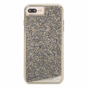 מגן כיסוי לאייפון 6/6S/7/8 פלוס קריסטל זהב Case Mate