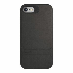 מגן כיסוי D3O Mayfair עור אמיתי שחור לאייפון 7/8/SE מבית Gear4