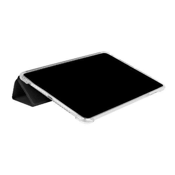 כיסוי מגן שקוף/שחור Flipper Prime לאייפד פרו 12.9 אינץ' 2020 מבית Skech