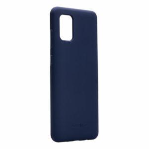 כיסוי מגן סיליקון Softek כחול לגלקסי A51 מבית PureGear