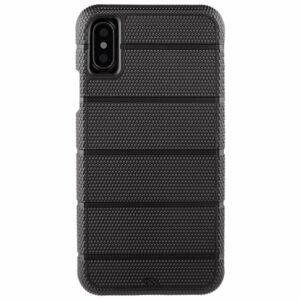 מגן כיסוי לאייפון X/XS שחור קומבו Case Mate