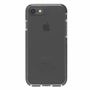 מגן כיסוי D3O Piccadilly שקוף שחור לאייפון 7/8/SE מבית Gear4