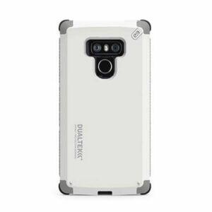 מגן כיסוי קומבו DualTek לבן ל-LG G6 מבית PureGear