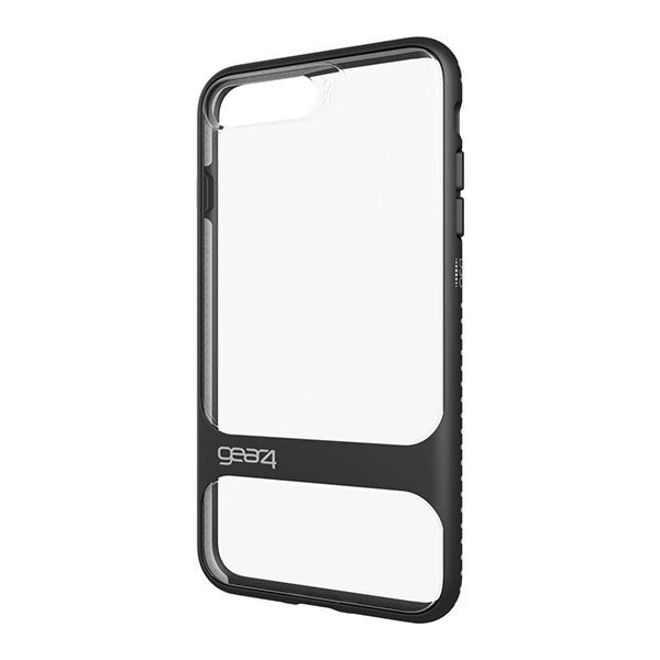 מגן כיסוי D3O Soho שקוף שחור לאייפון 7/8 פלוס מבית Gear4