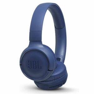 אוזניות JBL Tune 500BT קשת אלחוטיות עם מיקרופון מובנה כחול