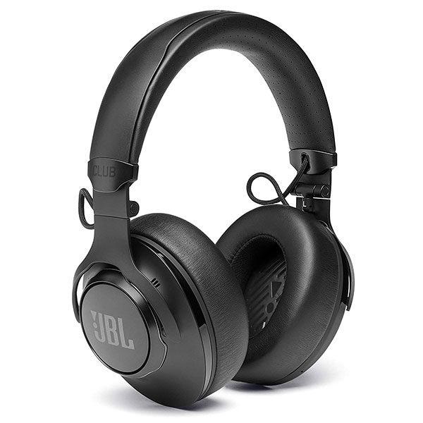 אוזניות JBL Club 950NC קשת אלחוטיות עם איכות סאונד מקצועית שחור
