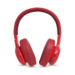 אוזניות JBL E55BT קשת אלחוטיות בעלות צליל מרחבי אדום
