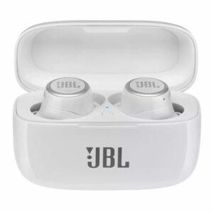 אוזניות JBL Live 300 TWS אלחוטיות עם סאונד איכותי לבן